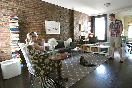 Apartment Therapy House Tour! | Art Hound